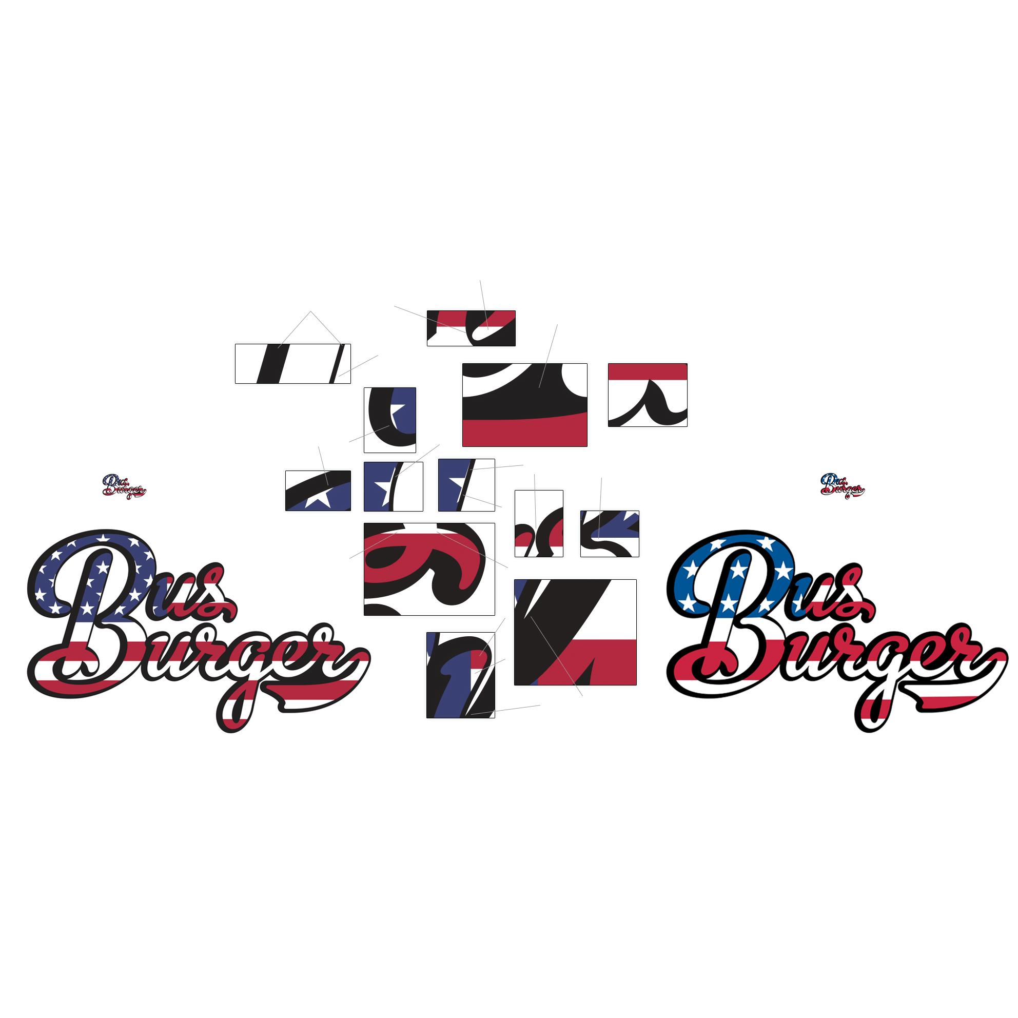 BusBurger logon muokkaus
